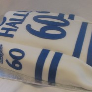 Leafs Jersey cake