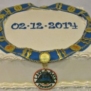 Lake of Bays Council Cake
