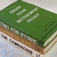 Favourite Books cake