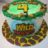 Wild Kratts birthday cake