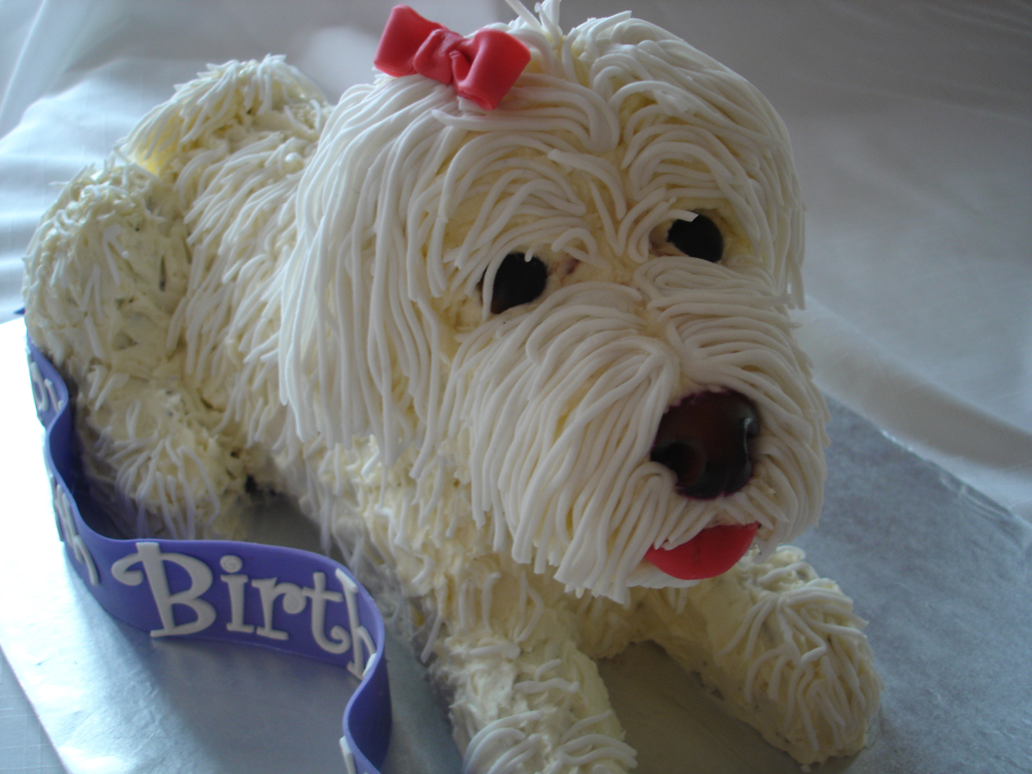 Dog Birthday Cake Cakewalk Catering