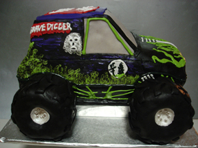 monster truck small